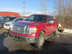 2011 Ford F-150 Lariat 4x4 Lariat  SuperCab Styleside 6.5 ft. SB