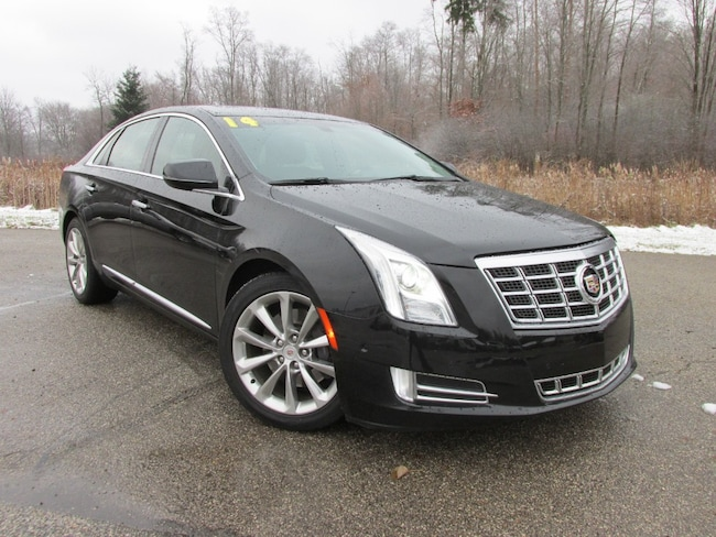 Used 2014 Cadillac Xts Luxury Collection For Sale Cleveland