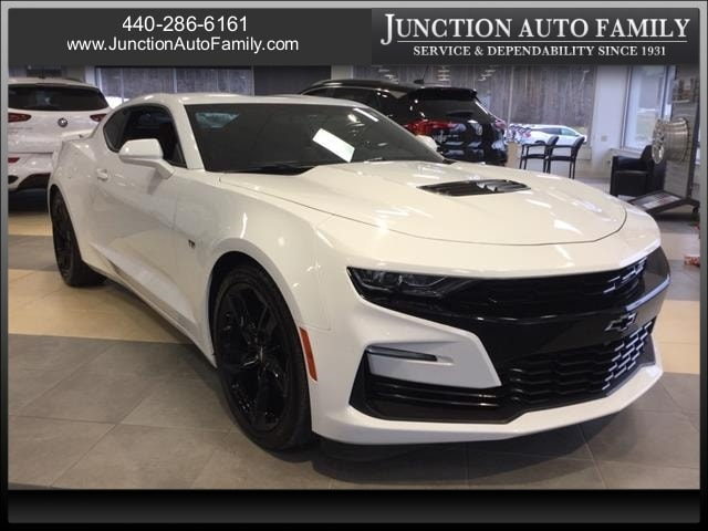 Used Chevrolet Camaro Chardon Oh