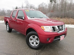 2013 Nissan Frontier SV 4x4 SV  Crew Cab 5 ft. SB Pickup 5A