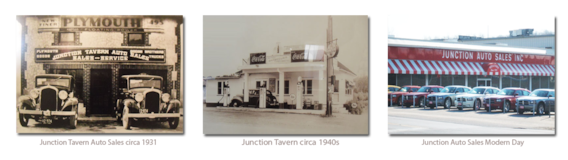 Junction Auto Sales >> Our History Junction Auto Sales Inc