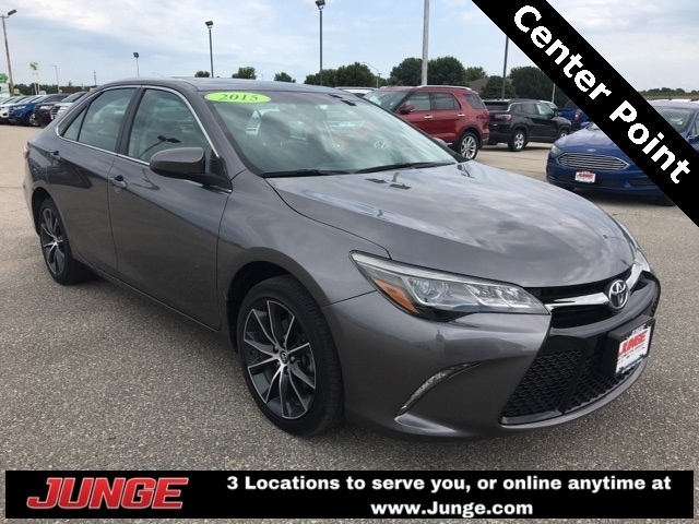 Used 2015 Toyota Camry Xse V6 For Sale Center Point Ia