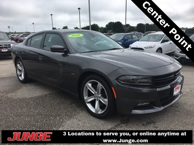 Dodge Charger Rt For Sale >> Used 2016 Dodge Charger R T For Sale Center Point Ia Near Cedar