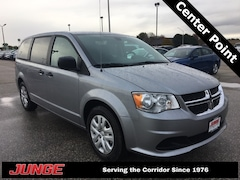 New 2019 Dodge Grand Caravan SE Passenger Van 2C4RDGBG3KR566645 in Center Point, IA
