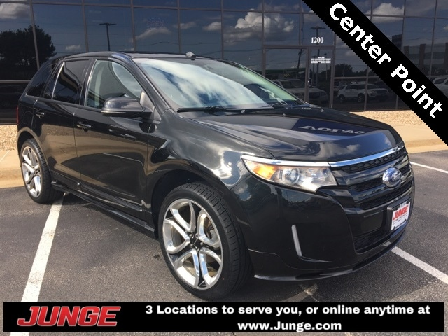 Used  Ford Edge Sport For Sale Center Point Ia Near Cedar Rapids Independence Ia Vin Fmdkakdba