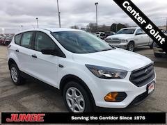New 2019 Ford Escape S SUV For sale near Cedar Rapids
