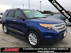 2013 Ford Explorer XLT SUV For sale near Cedar Rapids
