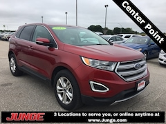 2015 Ford Edge SEL SUV For sale near Cedar Rapids