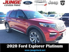 2020 Ford Explorer Platinum SUV For Sale Cedar Rapids