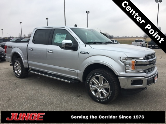2019 new ford f 150 for sale center point ia vin 1986 Ford F-150 Lariat 2019 ford f 150 lariat truck supercrew cab