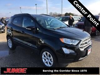 2018 Ford EcoSport SE SUV For sale near Cedar Rapids