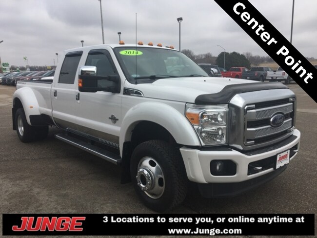 2014 Ford F-450 Truck Crew Cab
