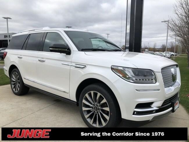 2018 Lincoln Navigator Select w/ Lincoln Play   SUV