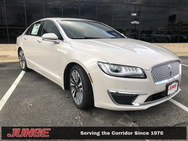 New 2019 Lincoln Mkz For Sale At Junge Lincoln Inc Vin