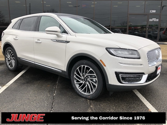2019 Lincoln Nautilus Reserve w/ Driver Assistance Package Crossover