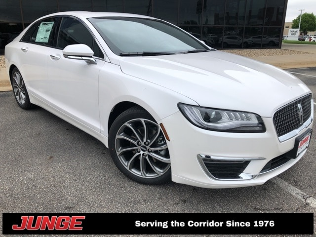 2019 Lincoln MKZ Reserve AWD w/ Plus Package Car