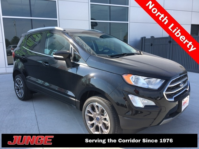 New Ford Inventory | Junge Ford North Liberty in North Liberty