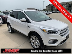 2019 Ford Escape Titanium SUV For Sale Near Cedar Rapids | Junge Automotive Group