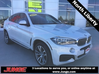 2015 BMW X6 xDrive50i Sports Activity Coupe