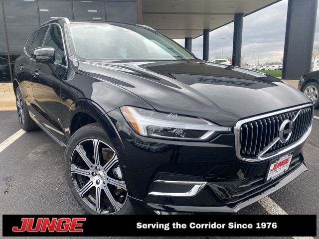 Featured new 2021 Volvo XC60 T5 Inscription SUV for sale in Hiawatha, IA