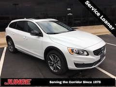2017 Volvo V60 Cross Country T5 Wagon YV440MWK8H1035258