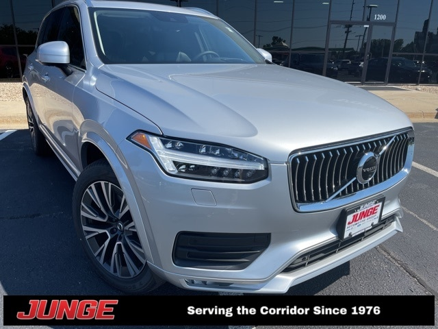 Featured new 2021 Volvo XC90 T6 Momentum 6 Passenger SUV for sale in Hiawatha, IA