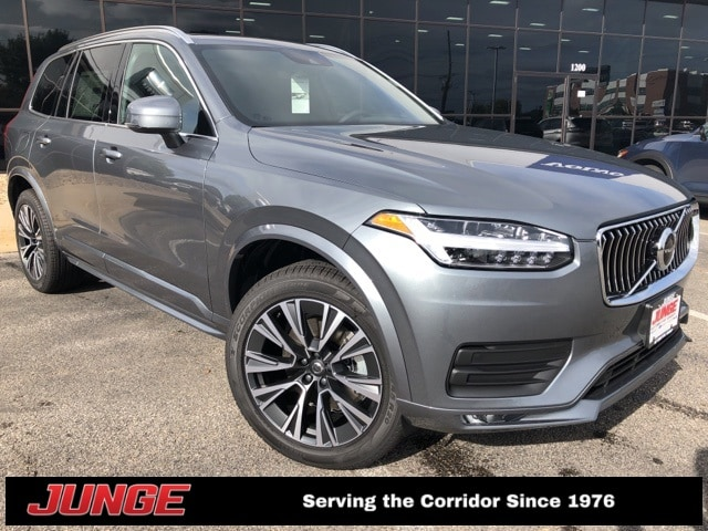 Featured new 2020 Volvo XC90 T5 Momentum 7 Passenger w/ Heated Seats & Steering SUV for sale in Hiawatha, IA