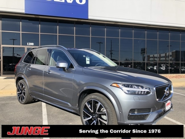 New 2019 Volvo XC90 T6 Momentum w/ Advanced Package, Harmon Kardon Ste SUV Hiawatha