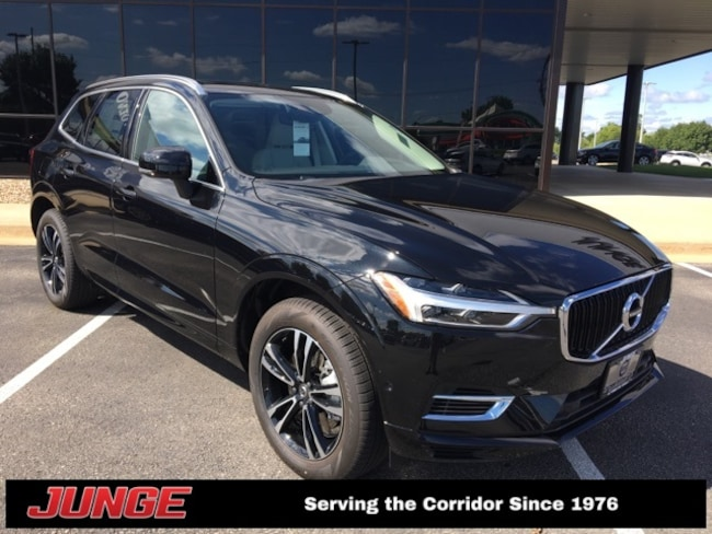 2019 Volvo XC60 Hybrid T8 Momentum w/ Premium Package, Heated Leather Sea SUV