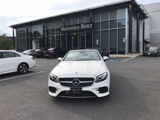 2019 Mercedes-Benz E-Class E 450 4MATIC Cabriolet Cabriolet