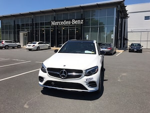 Featured New 2019 Mercedes-Benz GLC GLC 43 AMG 4MATIC SUV SUV for sale near you in Arlington, VA