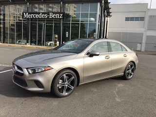 New 2019 Mercedes-Benz A-Class A 220 Sedan for sale near you in Arlington, VA