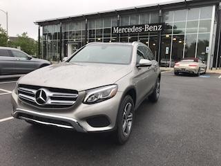 New 2019 Mercedes-Benz GLC GLC 300 4MATIC SUV SUV for sale near you in Arlington, VA