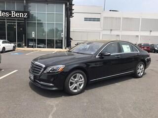 New 2019 Mercedes-Benz S-Class S 450 4MATIC Sedan for sale near you in Arlington, VA