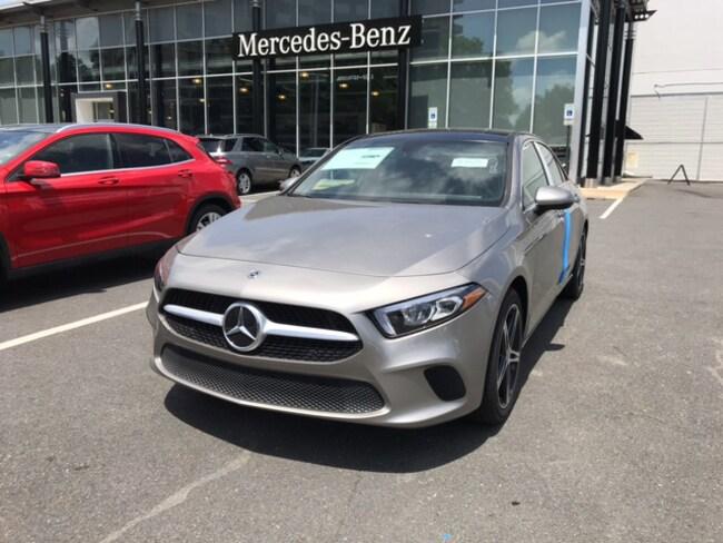 New 2019 Mercedes-Benz A-Class A 220 4MATIC Sedan for sale in Arlington VA