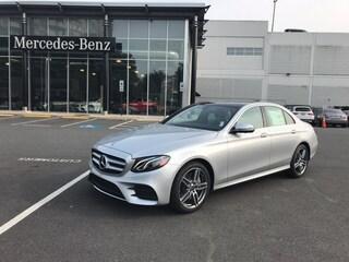 New 2019 Mercedes-Benz E-Class E 300 4MATIC Sedan for sale near you in Arlington, VA