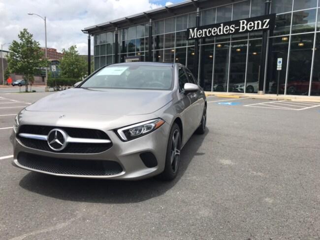 New 2019 Mercedes-Benz A-Class A 220 Sedan for sale in Arlington VA