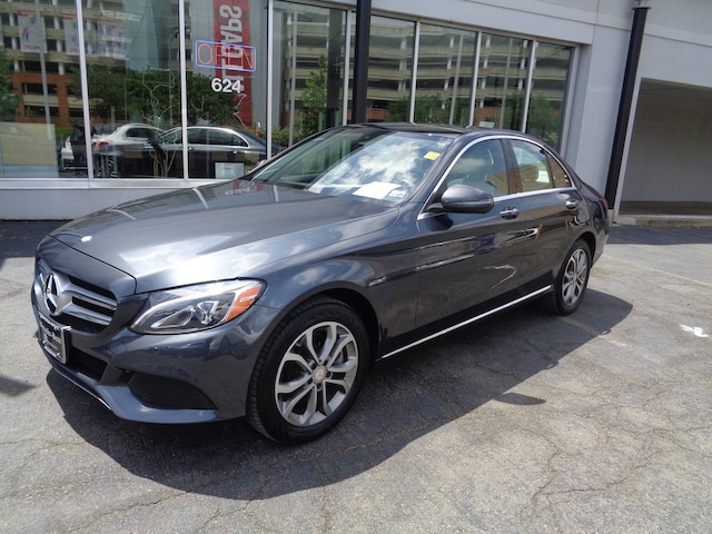 Certified Pre-Owned Mercedes-Benz Inventory in Arlington, VA