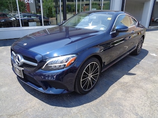 2019 Mercedes-Benz C-Class C 300 4MATIC Coupe Coupe