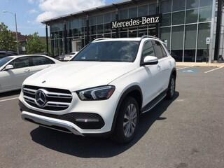 New 2020 Mercedes-Benz GLE GLE 350 4MATIC SUV for sale near you in Arlington, VA