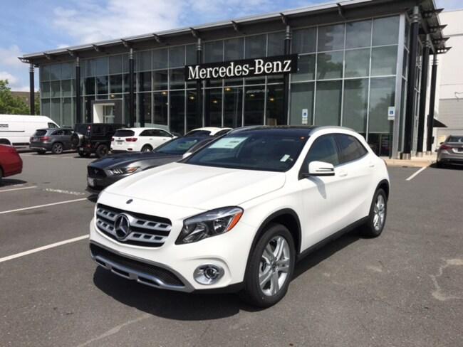 New 2019 Mercedes-Benz GLA GLA 250 4MATIC SUV for sale in Arlington VA