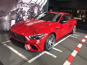 Featured New 2019 Mercedes-Benz AMG GT AMG GT 63 4MATIC Coupe Hatchback for sale near you in Arlington, VA