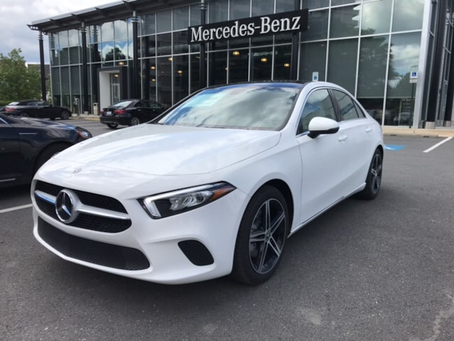 New 2019 Mercedes-Benz A-Class A 220 4MATIC Sedan for sale in Arlington VA