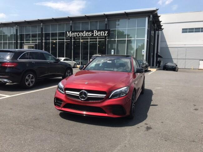 New 2019 Mercedes-Benz C-Class C 43 AMG 4MATIC Sedan for sale in Arlington VA