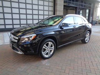 Certified pre-owned 2017 Mercedes-Benz GLA GLA 250 4MATIC SUV for sale near you in Arlington, VA