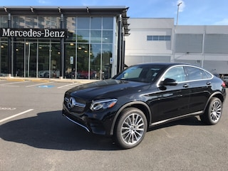 New 2019 Mercedes-Benz GLC GLC 300 4MATIC Coupe Coupe for sale near you in Arlington, VA