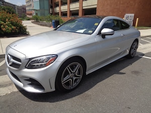 Used 2019 Mercedes-Benz C-Class C 300 4MATIC Coupe Coupe for Sale in Arlington VA