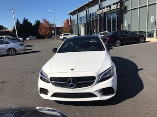 2021 Mercedes-Benz C-Class C 300 4MATIC Coupe Coupe