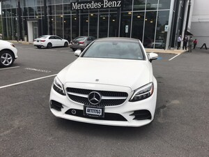Featured New 2019 Mercedes-Benz C-Class C 300 4MATIC Coupe Coupe for sale near you in Arlington, VA
