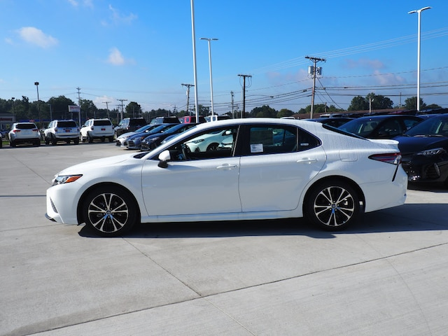 New 2018 Toyota Camry For Sale   Warren OH   VIN